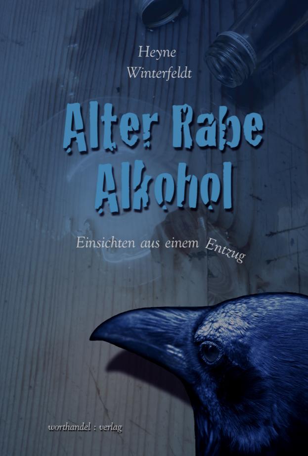 Buch ueber Alkoholentzug in Klinik